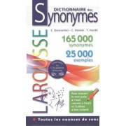 Dictionnaire Des Synonymes Poche by Collectif