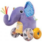 Lamaze Push Along Peanut the Elephant