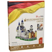 Cubic Fun MC062H-2 - 3D Puzzle Castello di Neuschwanstein Bavaria Germania