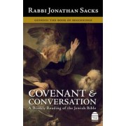 Covenant and Conversation: Genesis, the Book of Beginnings v. 1 by Jonathan Sacks