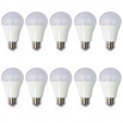 Set 10 Becuri LED Drimus 12W E27 Lumina Calda DL 3121