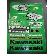 Set abtibilde KAWASAKI