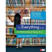 The Everything Guide to Informational Texts, K-2 by Kathy H. Barclay