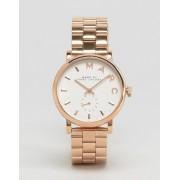 Marc Jacobs Часы с отделкой под розовое золото Marc Jacobs Baker MBM3244 - Медный