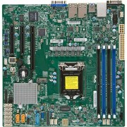 Supermicro x11ssh de f - Carte mère de - Micro ATX, mbd-c7p67-o Carte x11ssh F O