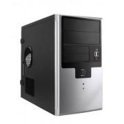 Inwin EM009 - Case Micro ATX senza PSU, colore: Nero/Argento