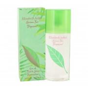 Green Tea Tropical De Elizabeth Arden Eau De Toilette Spray 100ml/3.3oz Para Mujer
