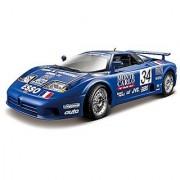 Bburago 1:18 Scale Bugatti EB 110 Le Mans 1994 Diecast Vehicle