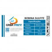 Bobina de Papel Sulfite 2´ CS4515 75g 914mm x100 metros