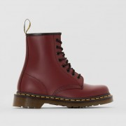 Boots in leer met veters 1460