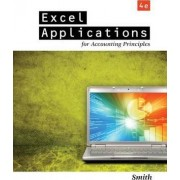 Excel Applications for Accounting Principles by Gaylord N. Smith