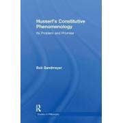 Husserl's Constitutive Phenomenology by Bob Sandmeyer