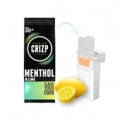 Card aromat FRIZC lime menthol