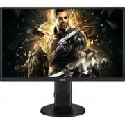 """Monitor TN LED BenQ 27"""" GL2706PQ, WQHD (2560 x 1440), DVI, HDMI, DisplayPort, 1 ms, Boxe (Negru)"""