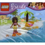 LEGO Friends: Andrea's Beach Lounge Establecer 30114 (Bolsas)
