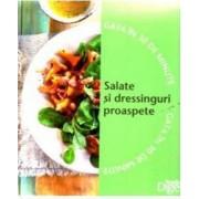 Set Gata in 30 de minute Budinci si preparate gratinate + Salate si dressinguri proaspete