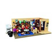 Lego The Big Bang Theory, Multi Color
