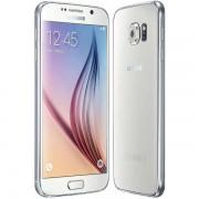Smartphone Samsung Galaxy S6 128GB White, ram 3GB, 5.1 inch, android 5.0.2 Lollipop