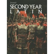 Jenney's Second Year Latin by Jr Charles Jenney