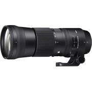 Sigma 745306 Objetivo para cámara réflex Nikon F (150 600 mm, f/5 6.3), negro