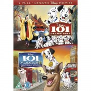 Walt Disney - 101 Dalmatieni 1&2 (2DVD)