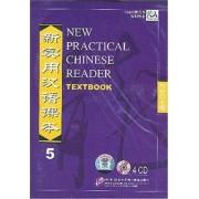 New Practical Chinese Reader vol.5 - Textbook by Liu Xun