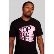 e.5.Charlie Charlie Time Custom Printed T Shirt Black