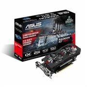 Asus AMD Radeon R7 360 2GB 128-Bit GDDR5 PCI Express 3.0 HDCP Ready Graphics Card