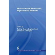 Environmental Economics, Experimental Methods by Todd L. Cherry