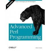 Advanced Perl Programming by Simon Cozens
