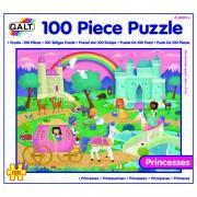 PUZZLE - TARAMUL PRINTESELOR ( 100 PIESE) (1004723)