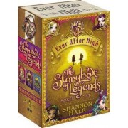 Ever After High: The Storybox of Legends Boxed Set by Shannon Hale