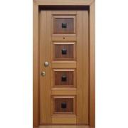 Arrikton – Sigurnosna vrata, EKSKLUZIVNI TIP, sa opšivkom zida i pervajz lajsnama spolja i unutra