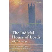 The Judicial House of Lords by Louis Blom-Cooper