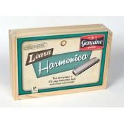 Learn Harmonica by Hinkler Books