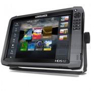 HDS-12 Gen3 Touch GPS/sonar 83/200 + LSS-2