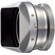 Set NIKON Parasolar Obiectiv HN-CP18 + Ring UR-E24 (Argintiu) pentru COOLPIX A