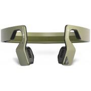 Aftershokz Gamez Open-ear Bluetooth Headphones (Metallic Green)