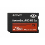 Sony 16GB MS PRO-HG DUO HX High Speed Memory Stick (MSHX16B/MN)
