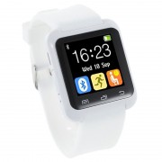 Smartwatch U80 Bluetooth Multifuncional - Branco