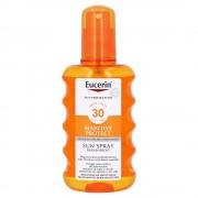 EUCERIN Sun Spray Transparent LSF 30 200 Milliliter