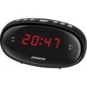 Rádiós ébresztőóra 1,5 cm.-es LED kijelzővel SM 900