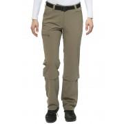 Maier Sports Arolla - Pantalon Femme - marron 42 Pantalons à zips