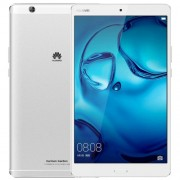 Huawei MediaPad M3 BTV-W09 4GB+32GB Fingerprint Identification & Navigation 8.4 inch 2K Screen EMUI 4.1 (Based on Android 6.0) Kirin 950 Octa Core 4x2.3GHz + 4x1.8GHz Dual Band WiFi HiFi(Silver)