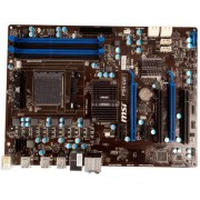 Placa de baza MSI 970A-G43 PLUS, AMD 970+SB950, AMD AM3+