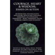 Courage, Heart & Wisdom by Suman Joshi