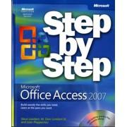 Microsoft Office Access 2007 Step-by-Step by Steve Lambert