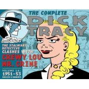 Complete Chester Gould's Dick Tracy: Volume 14 by Chester Gould