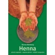 Henna pictura corporala vopsirea parului utilizari terapeutice - Norma Weinberg