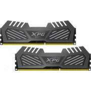 Memorie AData XPG V2 Grey 16GB Kit2x8GB DDR3 2400MHz CL11
